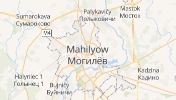 Mahilyow online map