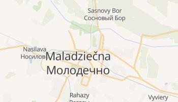 Molodechno online map