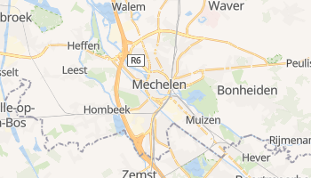 Malines online map