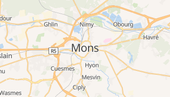 Mons online map