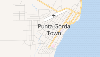 Punta Gorda online map