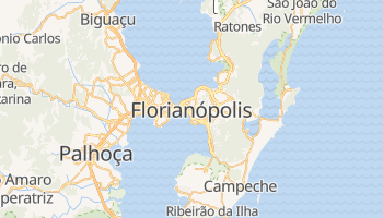 Florianopolis online map