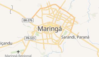 Maringa online map