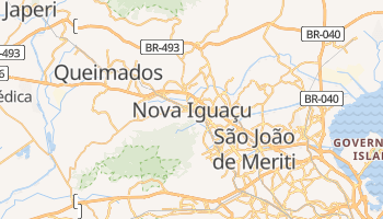 Nova Iguacu online map