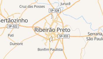 Ribeirao Preto online map