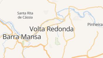 Volta Redonda online map