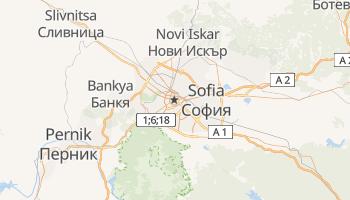 Sofia online map