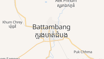 Battambang online map