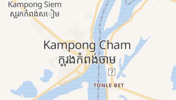Kampong Cham online map