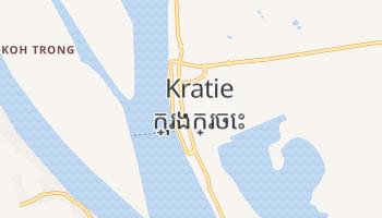 Kratie online map
