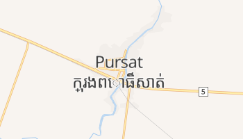 Pursat online map