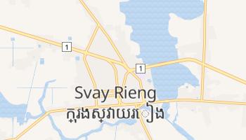 Svay Rieng online map