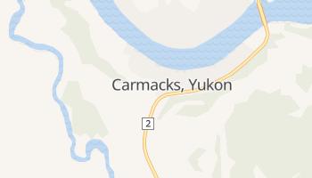 Carmacks online map