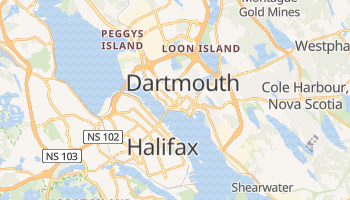 Dartmouth online map