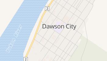 Dawson City online map