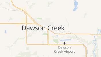 Dawson Creek online map