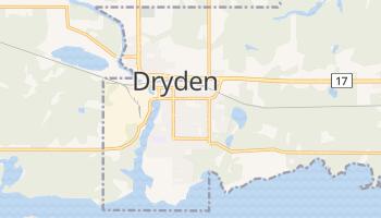Dryden online map