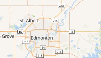 Edmonton online map