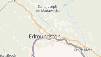 Edmundston online map