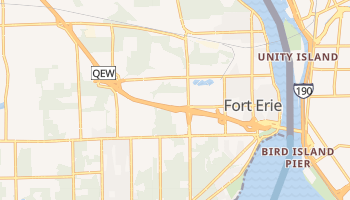 Fort Erie online map