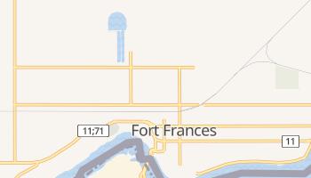 Fort Frances online map