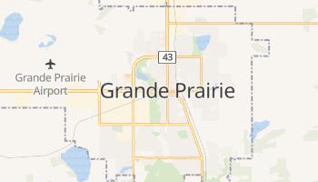 Grande Prairie online map