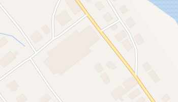 Hall Beach online map