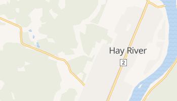 Hay River online map