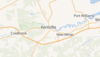 Kentville online map