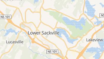 Lower Sackville online map