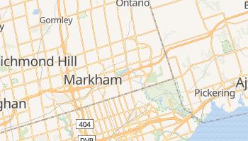 Markham online map