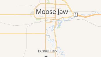 Moose Jaw online map