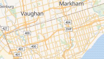 North York online map