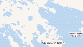 Rankin Inlet online map