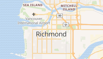 Richmond online map