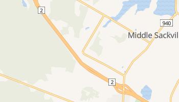 Sackville online map
