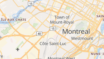 Saint-Laurent online map