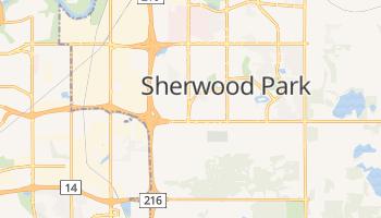 Sherwood Park online map