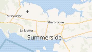 Summerside online map