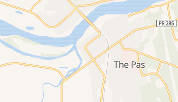 The Pas online map