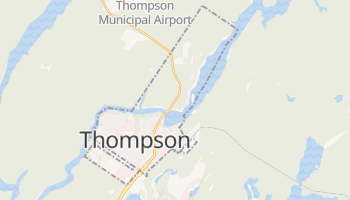 Thompson online map