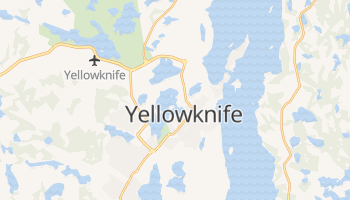 Yellowknife online map