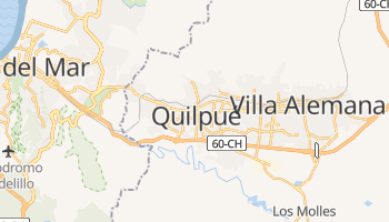Quilpue online map