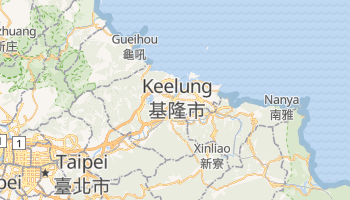 Keelung City online map