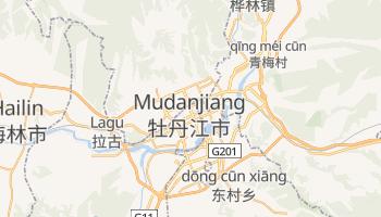 Mudanjiang online map