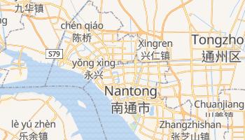 Nantong online map