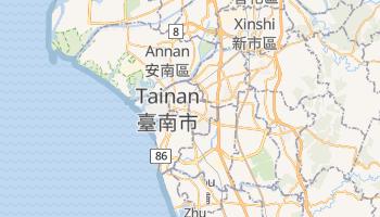 Tai-nan City online map