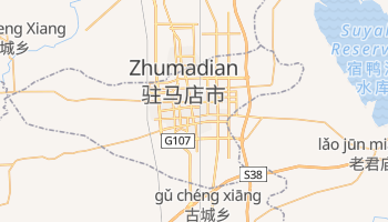 Zhumadian online map