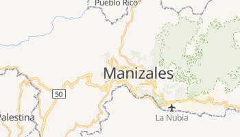Manizales online map