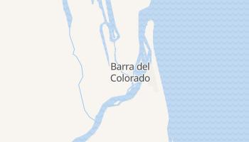 Barra Del Colorado online map